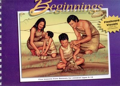 Начала. Альбом (Библейские уроки. Ветхий завет)