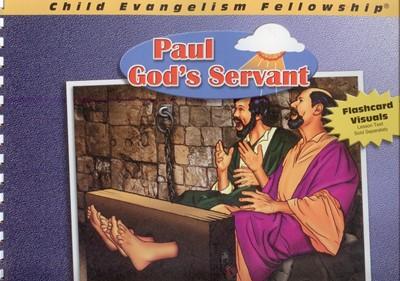 Павел - служитель Божий. Альбом (Библейские уроки. Новый завет) (Мягкий)