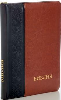 БИБЛИЯ 077DTzti черно-бордо