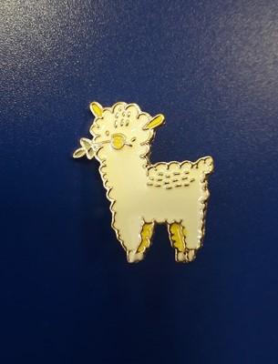Значок на цанге (овечка) CLC