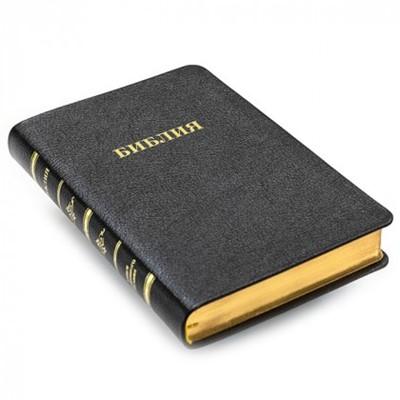 Библия 056 MG (черная UranoCanguro) ИЖ