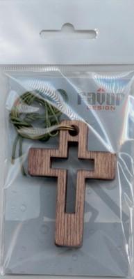 Крест-подвеска Крест двойной