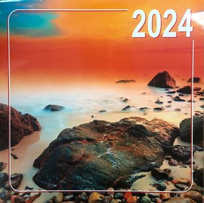 Календарь Природа Библейская лига