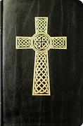 Библия 048 Z (Кельтский крест, черный, кож.)