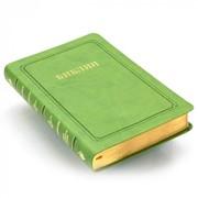 Библия 055 MTiG (зеленый) ИЖ (Термовинил)